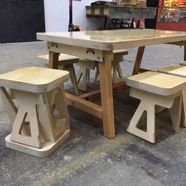 Why A Workshop Table For Kids?